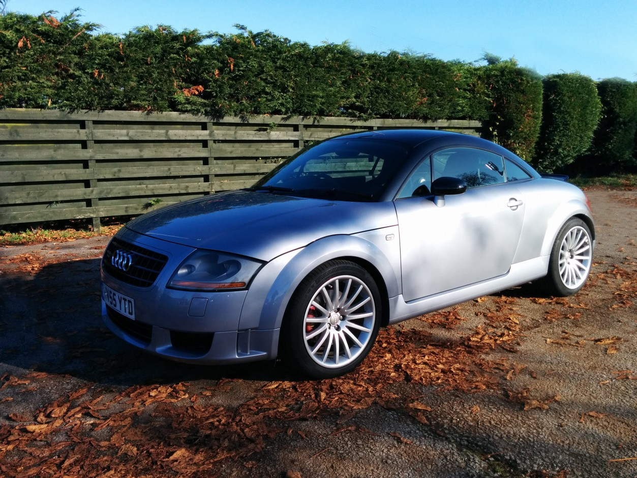 2005 audi tt coupe 1 8t quattro sport 240 aston hill limited. Black Bedroom Furniture Sets. Home Design Ideas