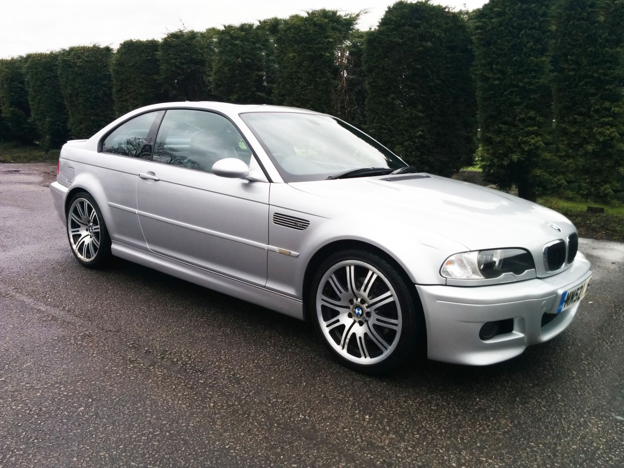 2003 bmw m3 e46 coupe aston hill limited. Black Bedroom Furniture Sets. Home Design Ideas