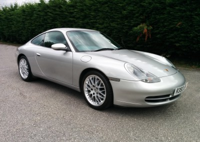 1998 Porsche 911 Carrera  2