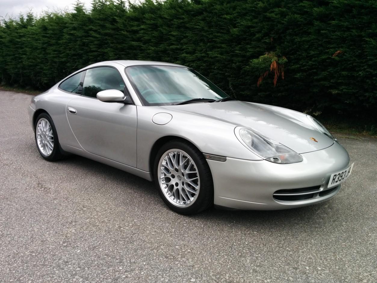 1998 Porsche 911 Carrera 2 Aston Hill Limited
