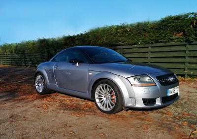 2005 Audi TT Coupe 1.8T Quattro Sport 240