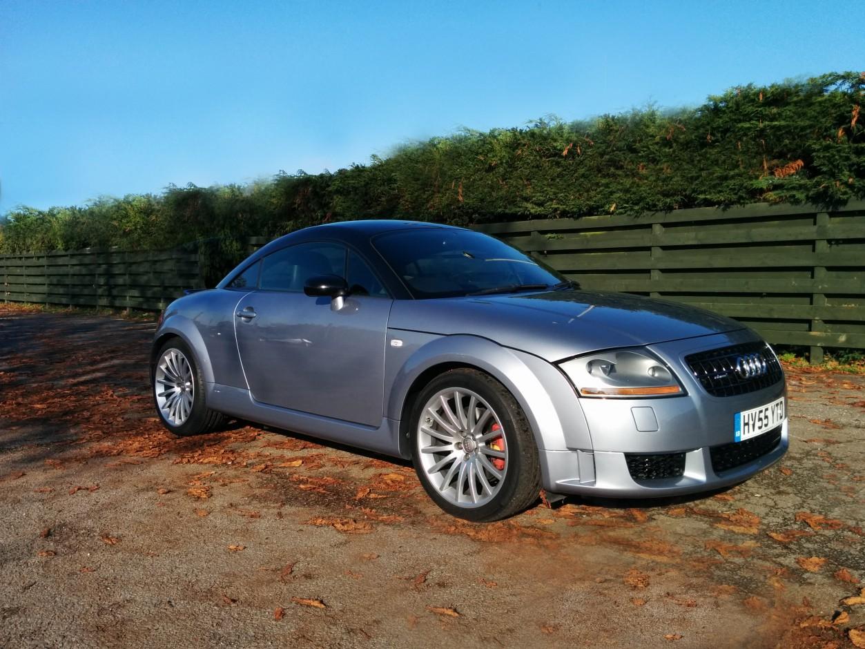 2005 audi tt coupe 1 8t quattro sport 240 aston hill limited. Black Bedroom Furniture Sets. Home Design Ideas