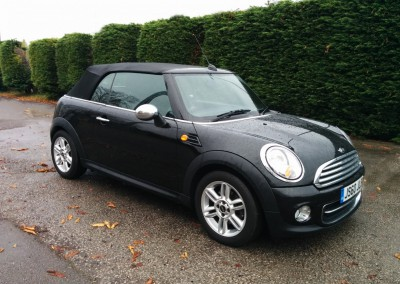 2010 Mini 1.6 Cooper Convertible Automatic