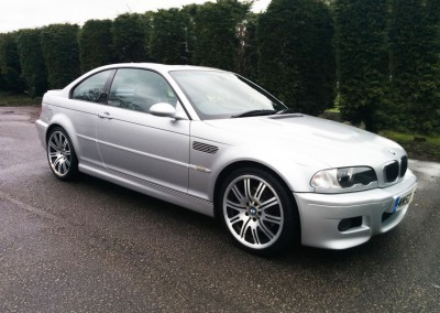 2003 BMW M3 E46 Coupe