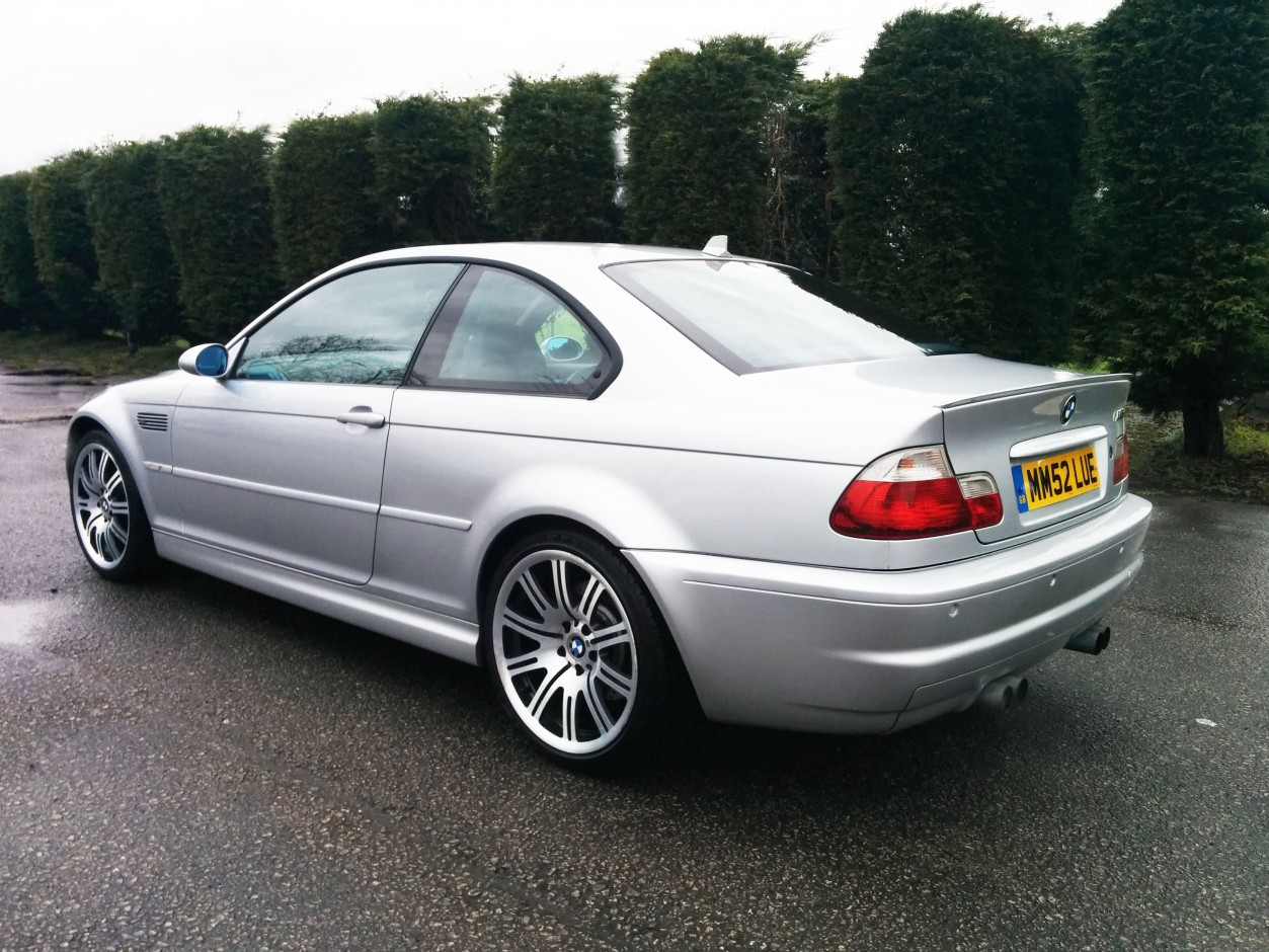 2003 Bmw M3 E46 Coupe Aston Hill Limited
