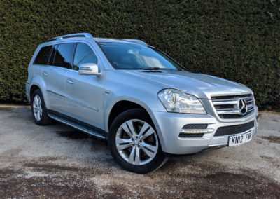 2012 Mercedes-Benz GL350 CDI Blue Efficiency Automatic 7g-Tronic
