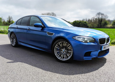 2013 BMW M5 4.4 M DCT 2014MY LCI Facelift